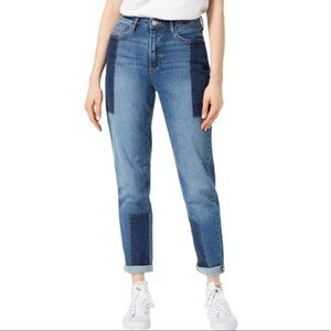 NWT Buffalo David Britton 2-Toned Girlfriend Jeans
